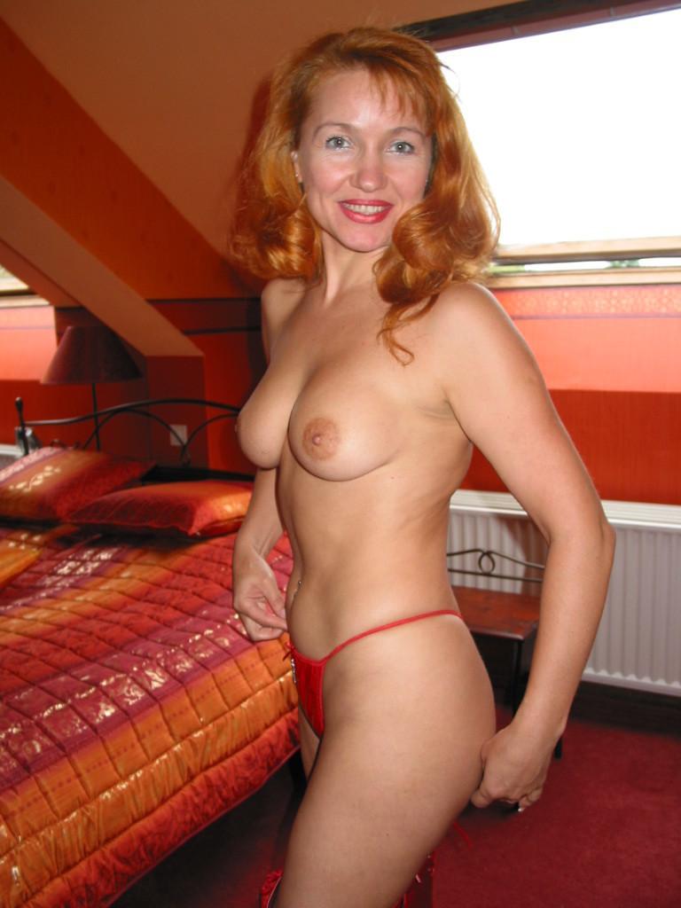 Рыжая королева