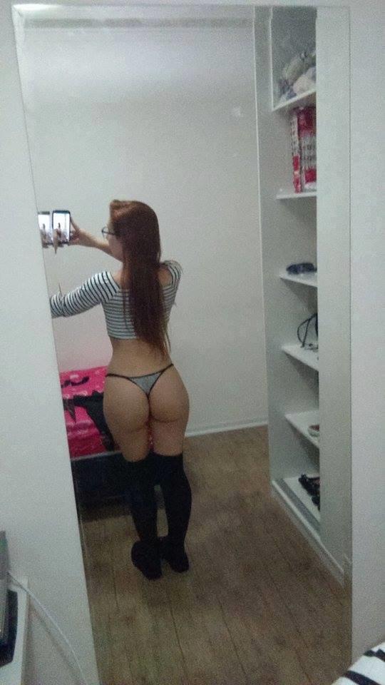 Сексуальная бразильская студентка