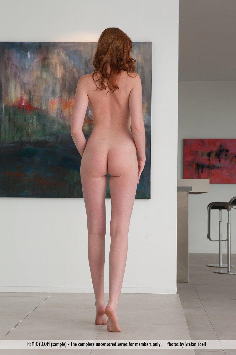Восхитительная Marie McCray показывает шикарное тело в этой галерее