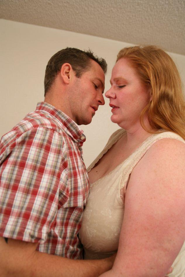 Хороший секс с толстой женщиной