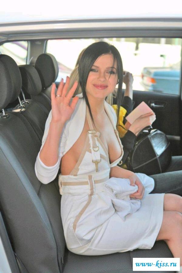 Эротичная певица Елена Темникова